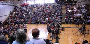 Franklin High School, Seattle - MLK Day Celebration